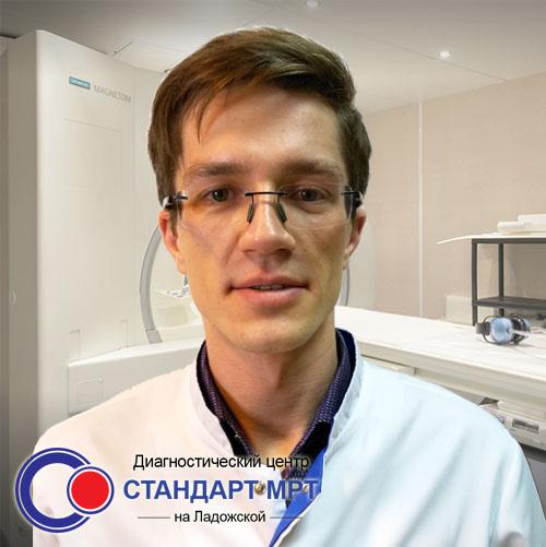 врач-рентгенолог Стрижеус Игорь Владимирович