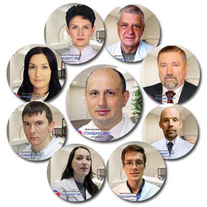 врачи стандарт мрт на ладожской